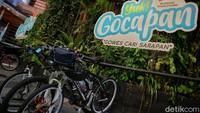 Gocapan, Gowes Cari Sarapan di ibis Bandung Trans Studio