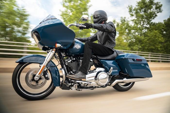 Harley-Davidson Model Year 2021