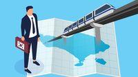 Daebak! Proyek LRT Bali Diincar Korea
