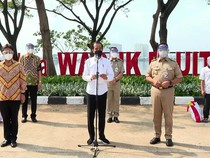 Instruksi Jokowi ke Anies demi Tercipta Herd Immunity di DKI
