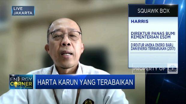 Juli 2021, Kementerian ESDM Mulai Eksplorasi WKP Sukabumi & NTT (CNBC Indonesia TV)