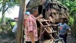 Viral Pasutri Lansia di Sumsel Tinggal di Kandang Ayam Sejak 7 Tahun Lalu