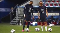 Prancis Vs Jerman: Benzema dan Griezmann Dapat Lampu Hijau Main