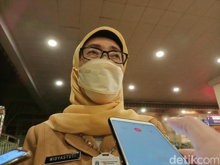 Kepala Dinas Kesehatan (Kadinkes) DKI Jakarta Widyastuti