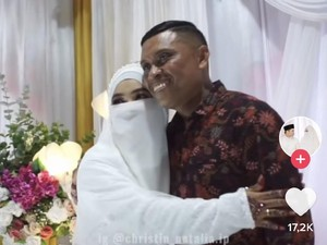 Berita Terpopuler: Viral Pendeta Datang ke Nikahan Putrinya yang Bercadar