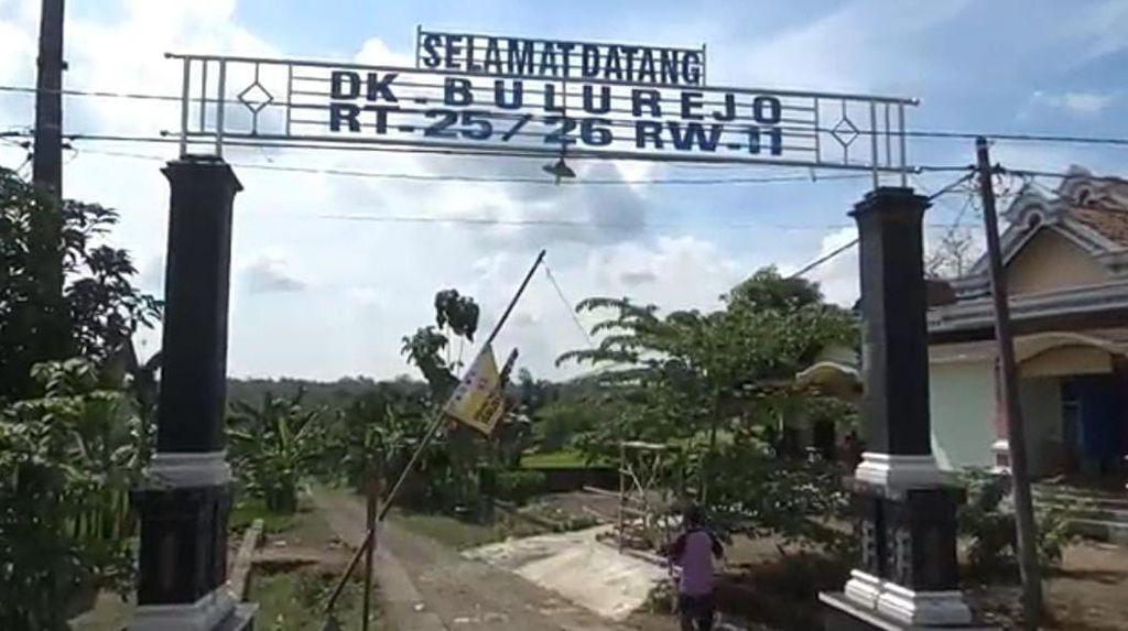 Dusun Klaster Hajatan di Madiun Di-lockdown