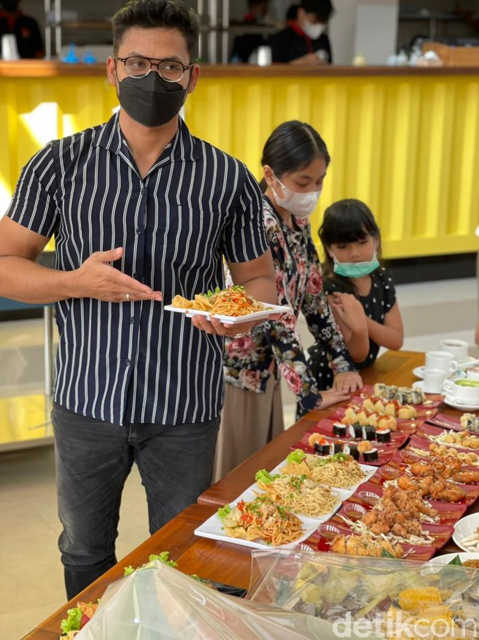 Kober Mie Setan Sediakan Menu Mie, Sushi hingga Dim Sum Buat Warga Probolinggo