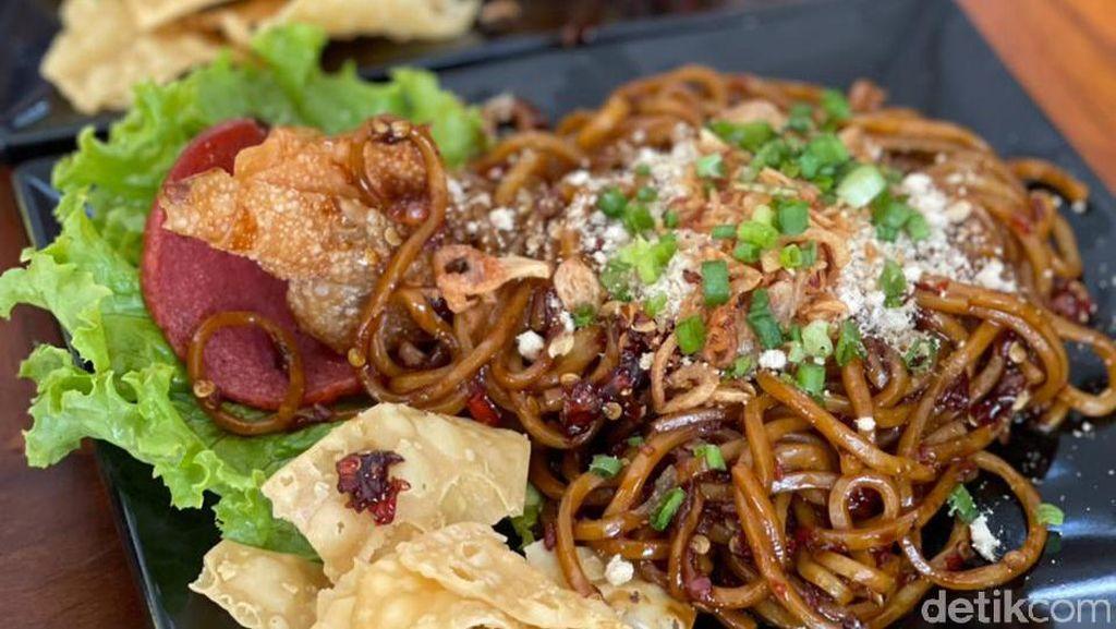 Kober Mie Setan, Resto yang Sediakan Menu Mie, Sushi hingga Dim Sum
