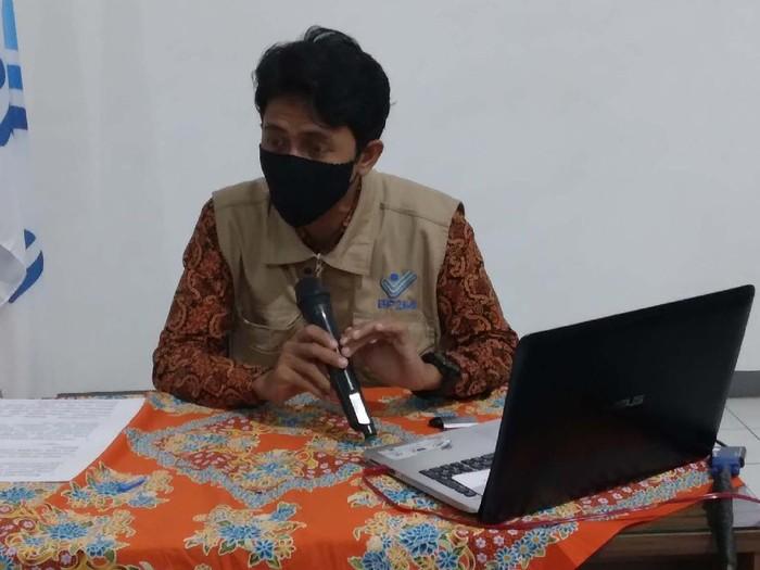 Koordinator UPT BP2MI Malang, M Cholik Habibi