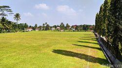 Lapangan Bola di Ciamis: Dikelola Karang Taruna, Rumput Setara GBLA
