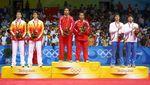 Markis Kido Tutup Usia, Ini Aksinya Saat Raih Emas di Olimpiade 2008