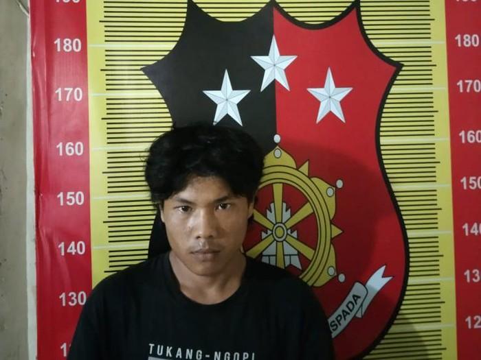 Pelaku percobaan pemerkosaan perempuan di sebuah masjid di Padangsidimpuan, Sumut, ditangkap (dok Istimewa)