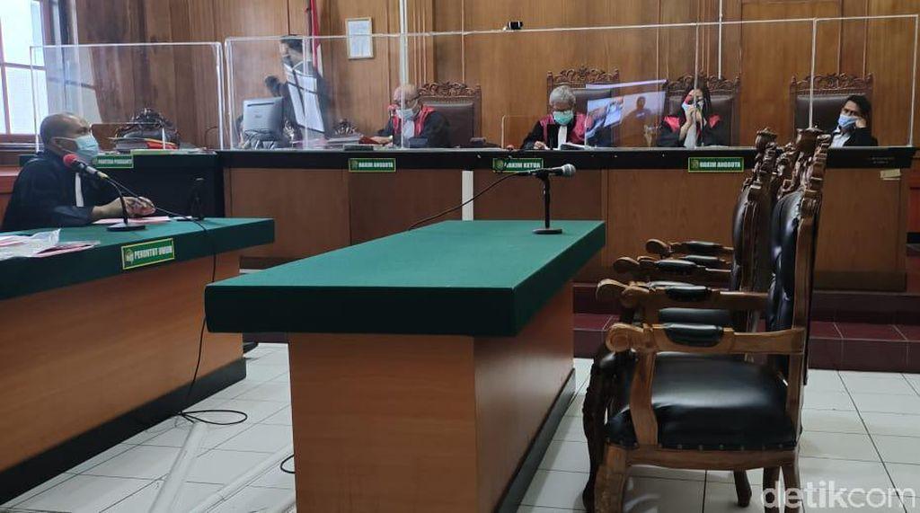 Jaksa Gadungan yang Menginap di Hotel Tak Bayar Divonis 2 Tahun Penjara