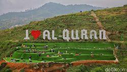 Cicalengka Dreamland, Wisata Islami Terbesar di Indonesia