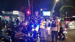 Langgar Jam Operasional, Lapak Sate Taichan di Senayan Ditutup 3 Hari