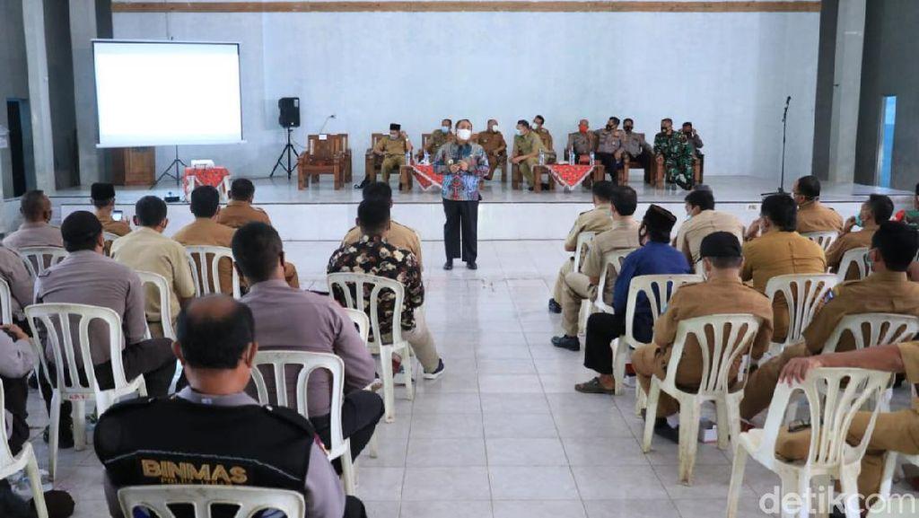 Kasus Corona Meningkat, Bupati Pangandaran: Kami Pasang Kuda-kuda