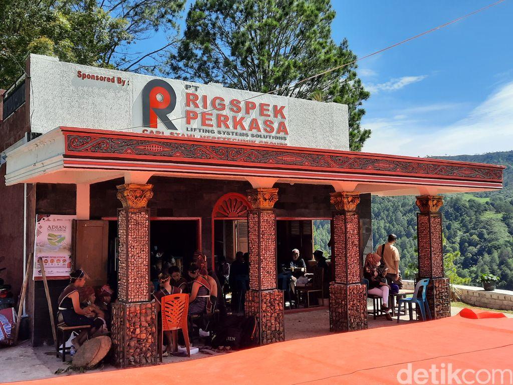 Rest Area Adian Nalambok