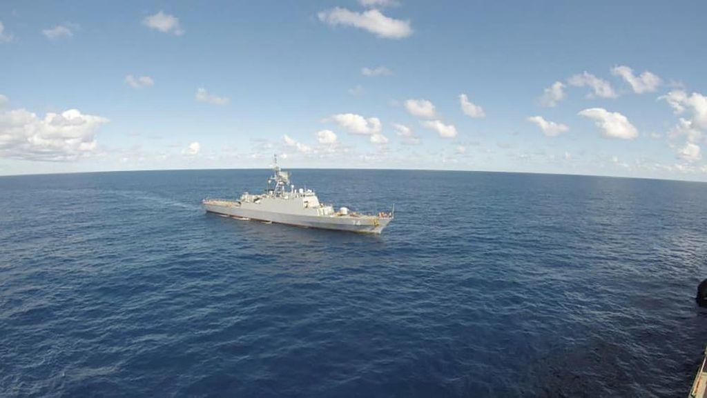 2 Kapal Perang Baru Ditambahkan ke Armada Angkatan Laut Iran