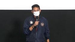 AHHA PS Pati Diluncurkan, Ini Tanggapan Menteri Sandiaga Uno
