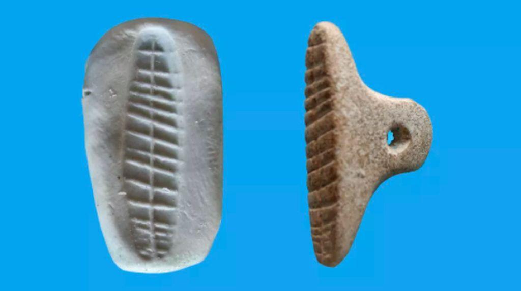 Israel Temukan Segel Surat Kuno dari 7.000 Tahun Lalu