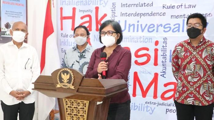 Sejumlah guru besar beri dukungan Komnas HAM periksa pimpinan KPK