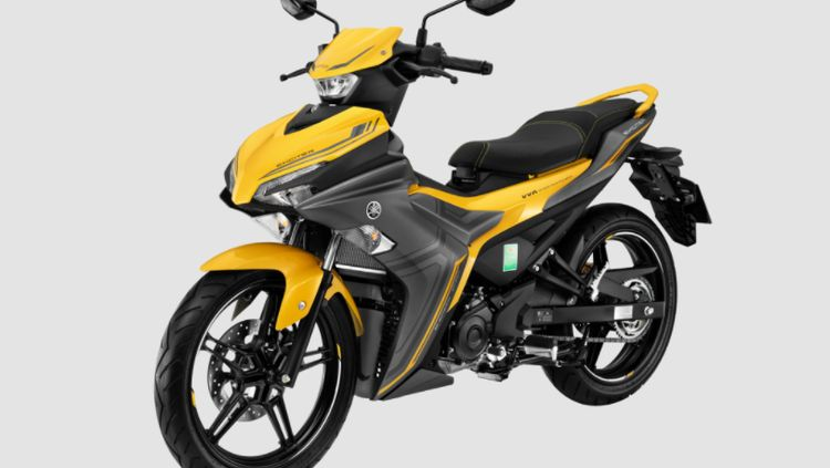 Yamaha MX King 155 VVA Limited Version Tampil Nyentrik dengan Warna Kuning