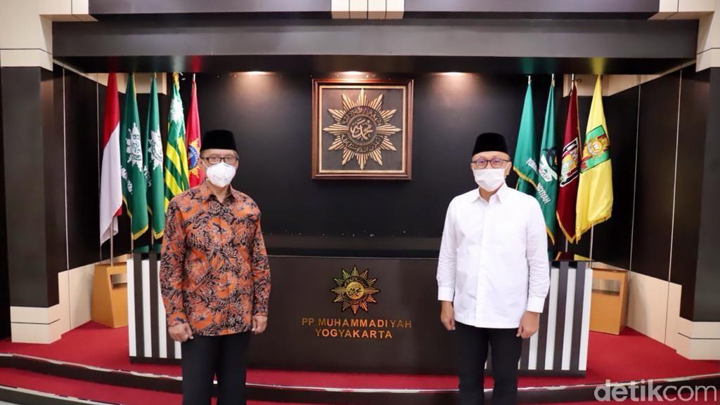 Elite PAN Ramai-ramai Temui Ketum Muhammadiyah, Ternyata Ini yang Dibahas