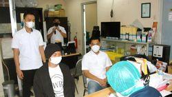 Anji Diswab PCR Usai Ditangkap Polisi, Begini Momennya