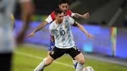 Argentina Vs Chile: Messi Bikin Gol, Tim Tango Seri 1-1