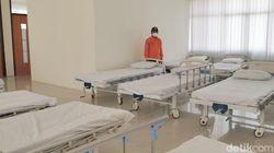 RSLI Hampir Penuh Terima Pasien Bangkakan, Rumah Sakit Lain Telah Disiapkan