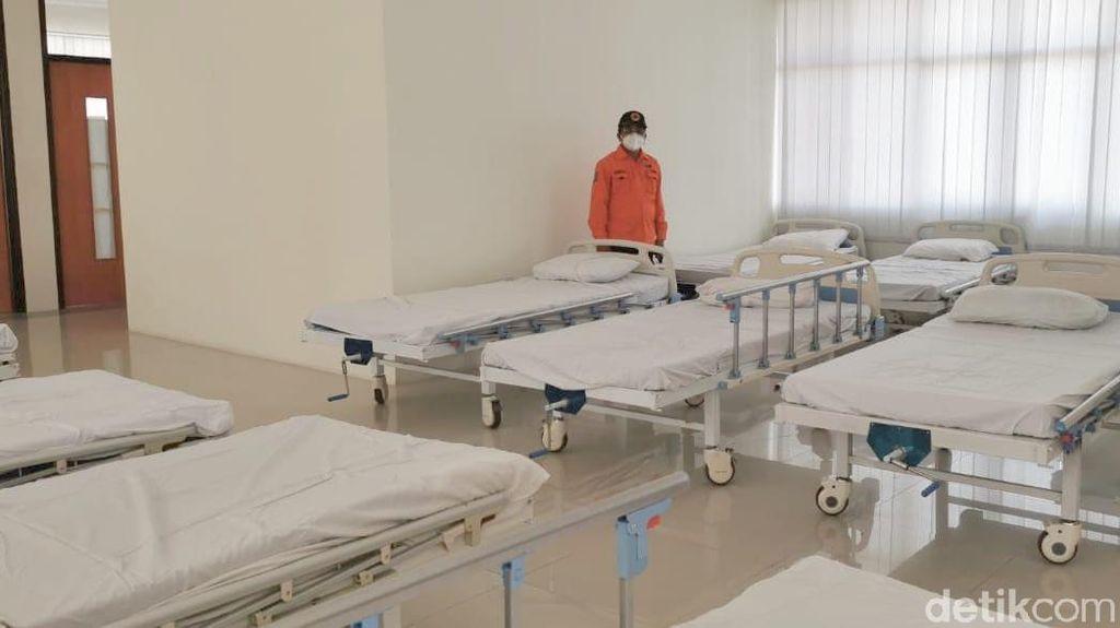 RSLI Hampir Penuh Terima Pasien Bangkalan, Rumah Sakit Lain Telah Disiapkan