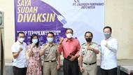 Charoen Pokphand Dukung Percepatan Vaksinasi untuk Warga Jakarta