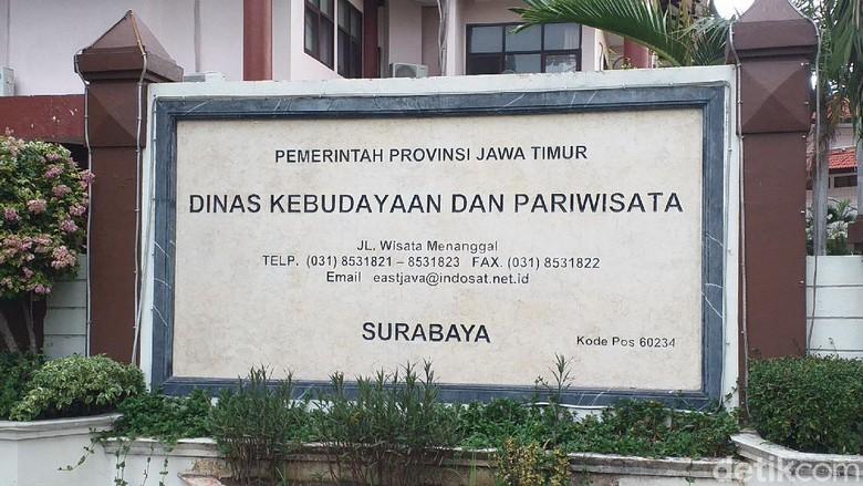 Dinas Kebudayaan dan Pariwisata (Disbudpar) Jawa Timur