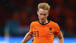 Timnas Belanda Dikritik, De Jong: Enggak Masalah, kok!