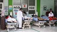 Deretan RSUD yang Dipenuhi Pasien Akibat Lonjakan Covid-19