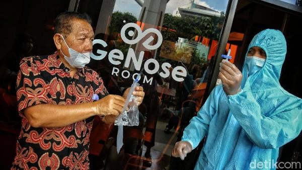 Adapun penggunaan layanan GeNose C-19 ini merupakan salah satu bagian dari program Rediscovery Indonesia yang diusung oleh Accor Group, yaitu melalui pilar destinasi, kuliner, seni dan budaya, serta kebugaran. Sekaligus memberikan dukungan pada gerakan nasional Bangga Buatan Indonesia.