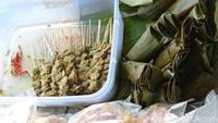 Icip-icip Sate Toe, Kuliner Khas Pangandaran