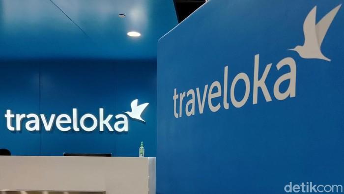 Ilustrasi traveloka, logo traveloka, traveloka paylater, traveloka