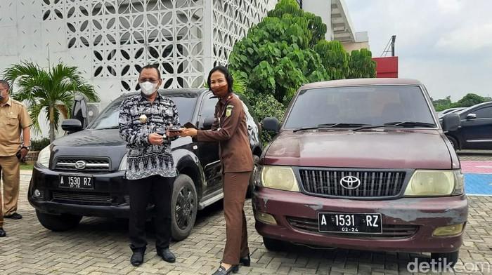 Kajari Cilegon, Elly Kusumastuti, Ungkap Kasus Pejabat Dinas LH Cilegon Gadaikan Mobil