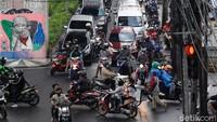 Jakarta Ulang Tahun ke-494, Begini Kondisi Kemacetan dan Kualitas Udara Hari Ini