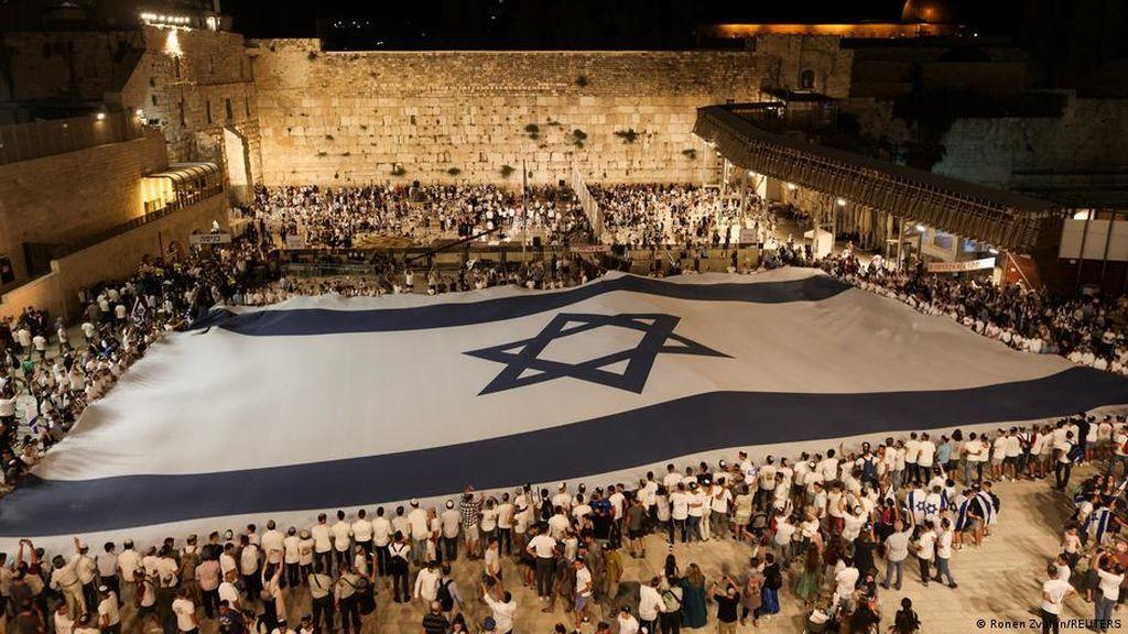 Ketegangan Memuncak Jelang Parade Yahudi Ekstrem Kanan di Yerusalem