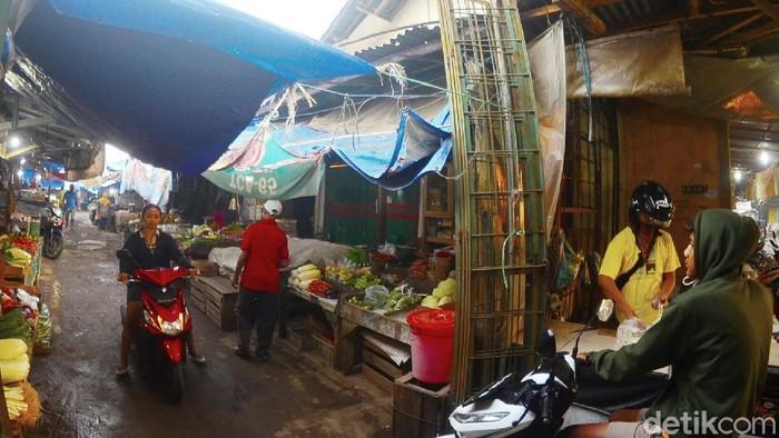 Kondisi Pasar Pangandaran