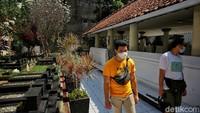Menengok Asrinya Makam Pendiri Kota Bandung