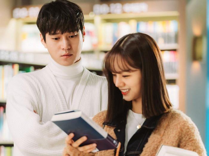 Go Kyung Pyo dan Hyeri reuni di My Roommate Is A Gumiho.