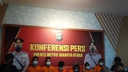 Polisi Tangkap Bandar Lain Terkait Pesta Narkoba di Puncak
