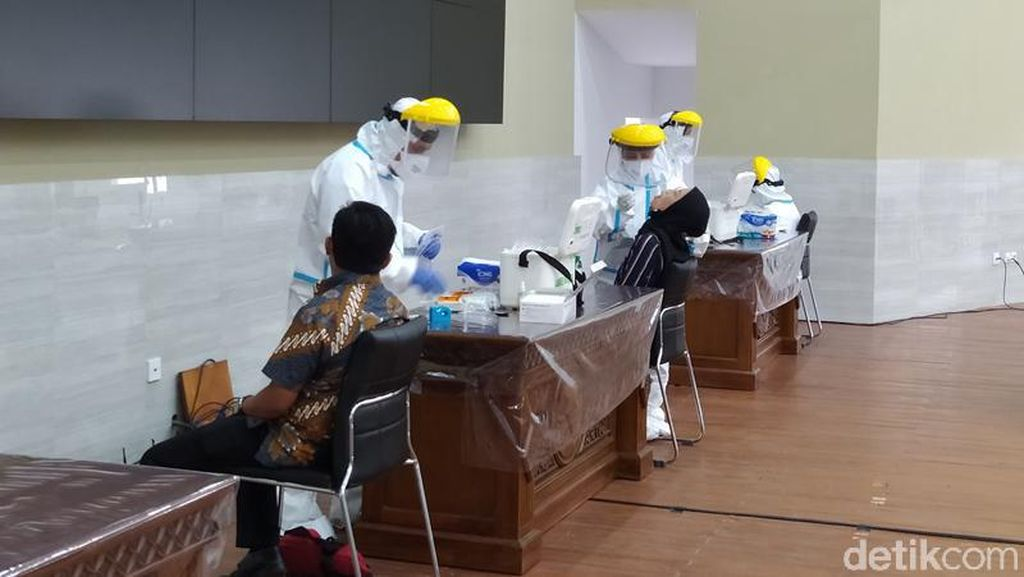 Kasus Corona KlasterGathering Mahasiswa Untidar MagelangBertambah
