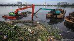 Pengerukan Waduk Pluit Demi Mencegah Banjir