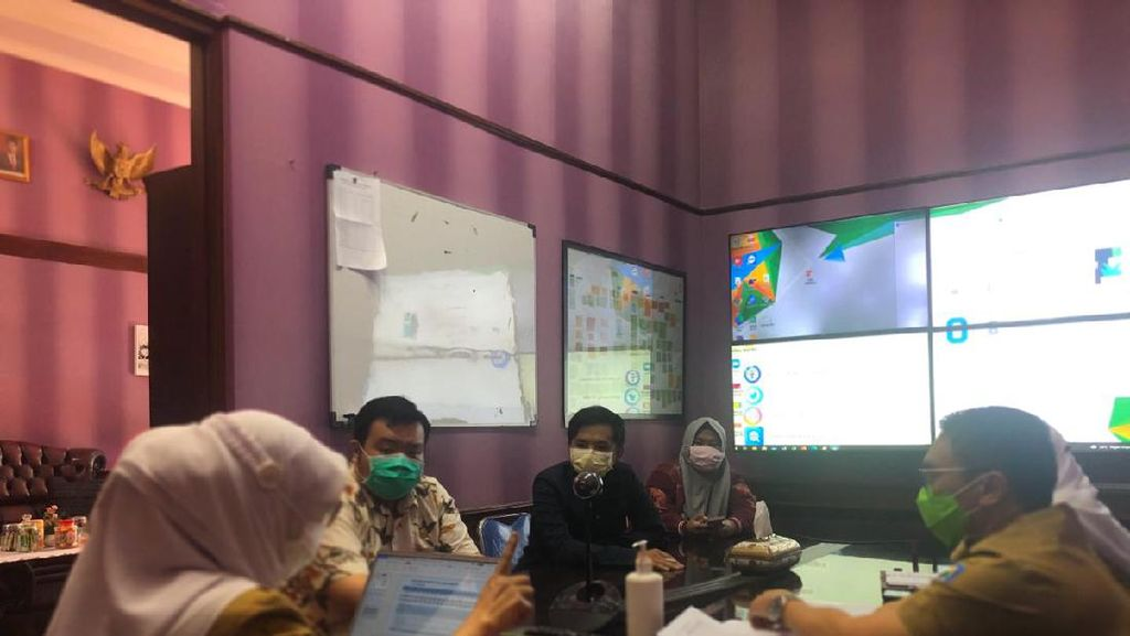 Corona di Bandung Naik, Dewan Minta Pemkot Tambah Ruang Isolasi
