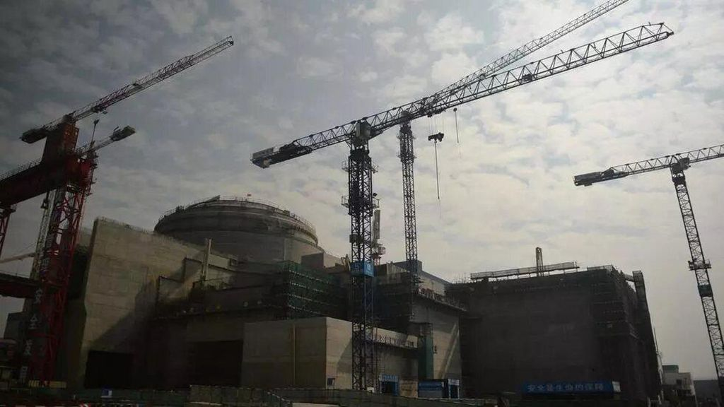 Pembangkit Nuklir China Diisukan Alami Kebocoran, Benarkah?