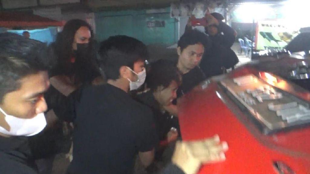 Palak Pengendara saat Melintas, 9 Preman di Makassar Diringkus Polisi